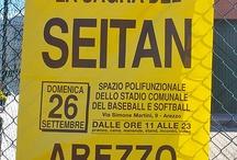 Sagra del Seitan ad Arezzo