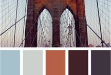 palettes / by Susie Mann