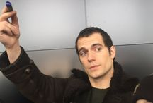 Henry Cavill in Toronto,Canada February 2016 / Actor, Henry Cavill seen catching a departing flight at Pearson International Airport in Toronto, Canada. Henry Cavill was in Toronto to attend the 2016 NBA All-Star Game and promote his new movie 'Batman v Superman: Dawn Of Justice.'