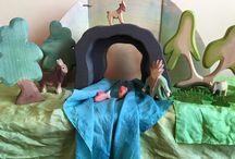 Fairy Tale Scenes