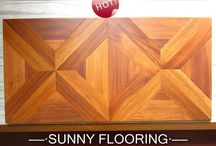 Flooring ideas / by Jennifer Mayer