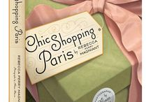 Chic Shopping Paris, the book / Oh la la!  All the great Paris boutiques in one book- check out Chic Shopping Paris, available on Amazon.com for all these great shops and more!