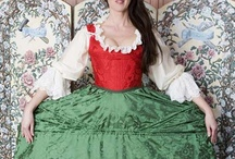 1700's Women's Under Things / by Tami Crandall