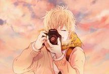 Anime boys ❤