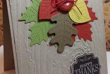 SU - Thanksgiving/Fall / by Donna Mc.