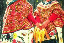 trajes tipicos / by Adel Santibañez
