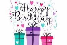 Birthday/Greetings