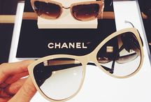 Chanel sunglasse