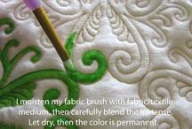 Fabric Paint.
