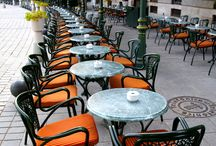 #Madird Terraza #CafeCulture / Beautiful #Madrid we love you at CafeCultureComics.com