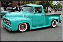 Trucks 1956 f100