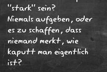 Zitate /Sprüche