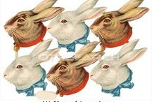Sinister Easter Bunnies