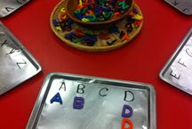 Alphabet Recognition Ideas and Activities