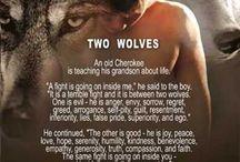 Wolf inspiration