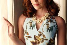 Annabeth / AB inspired - Hart of Dixie
