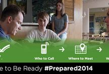 Resolve to be Ready / FEMA and the Ad Council are encouraging Americans to Resolve to be Ready for potential emergencies by committing to make preparedness a year-round family activity. To join the conversation, use the hashtag #prepared2014.
