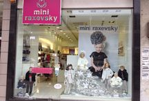 Mini Raxevsky Christmas Window / Mini Raxevsky Christmas Window