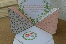Cards-fancy folds / by Cindy Hehmann