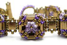 Beading - Tila ( bracelets, earings)