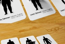Cartões Criativos / Inspire-se na criação de cartões de visita diferentes!