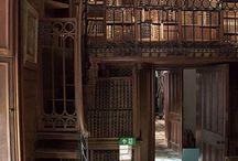 Books & libraries & bookstores &