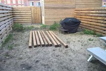 Making a pergola / DYI: making our own pergola from scratch using 12x12x300 beams