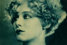 1925 Make Up, Fashion, Beauty / Make Up examples, hairstyle, fashion and beauty from 1925's