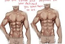 Body Sketches / Sketchings of the beautiful human body