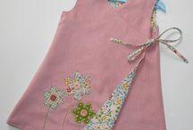 Reversible dress patterns