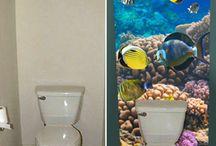Ideas de decoración con vinilos / Ideas para decorar tu casa u oficina con vinilos de una forma fácil, rápido y económica. Esta sección esta formada gracias a nuestros clientes que nos envian las imagenes.