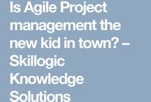 About Agile Project Management / Learn what is agile project management and how it is going to help in your career. Here are the things that you need to know about the course to get all the benefits of it.