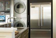 Kitchen laundry / Combo