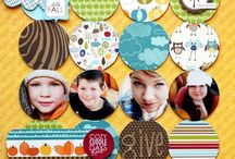 Scrapbook pages / by Kim Getty