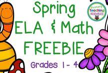 Spring Classroom Ideas / Education
