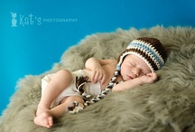Props for infant photography / by Nicc Paschal