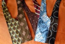 Upcycling Men's Ties / by Carol Edwards