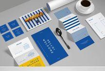 The Nautical / Ocean, Blue, Fresh, Design