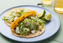 Taco Tuesday / Taco ideas for Tuesday, or any other day of the week!