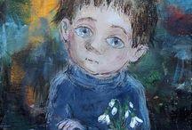 Nino Chakvatandze art