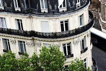 to go: paris / by Maggie Church