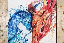 A2 art research / by Sally Jones