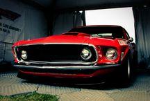 Pony cars / Cars