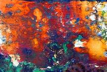 rust textures / rost texturen muster / by Norbert Wendel