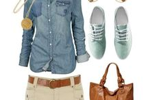 Stone shorts outfits