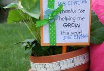 Teacher's gifts / by Cheryl Jensen