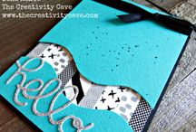 Amanda Wright- Independent Stampin! Up Demonstrator / Creations created by me using Stampin! Up products.