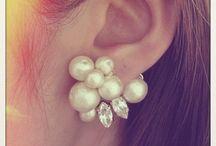 Parl earring