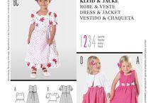 Kids dress patterns