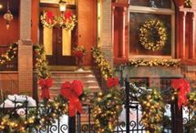 Frontgate Holiday Decor Challenge / #HolidayDecor / by Cynthia Williams